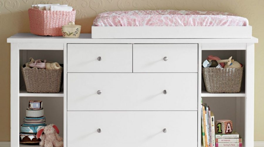 Choosing Between the 6 Drawer Dresser and the 4 drawer Dresser With an Anti-Tipping Device